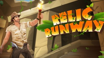Relic Runway — Play for free at Titotu.io