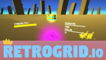 Retrogrid io — Play for free at Titotu.io
