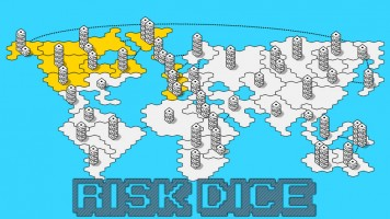 Risk Dice — Play for free at Titotu.io