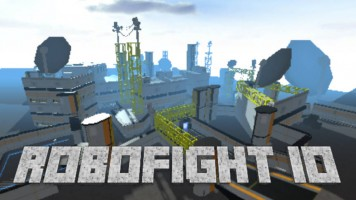 Robofight io — Play for free at Titotu.io