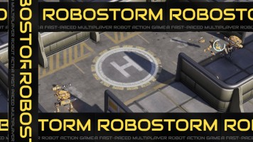 Robostorm io — Play for free at Titotu.io