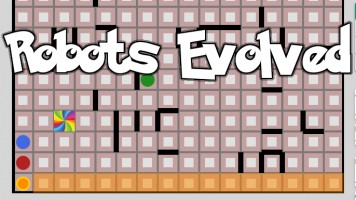 Robots Evolved io — Play for free at Titotu.io