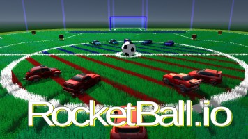 Rocketball io — Play for free at Titotu.io