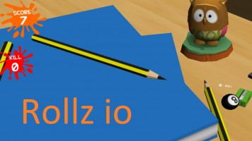 Rollz io — Play for free at Titotu.io