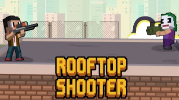 Rooftop Shooter io | Шутер на Крыше