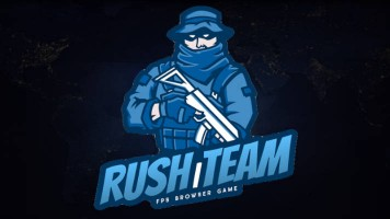 Rush Team io