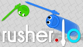 Rusher.io — Play for free at Titotu.io