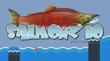 Salmonz io — Play for free at Titotu.io