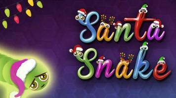 Santa Snakes io | Санта Слизер ио