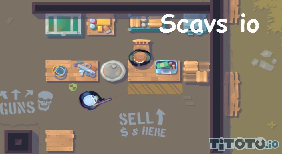 Scavs io | Сталкер онлайн