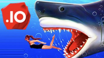 Shark Attack io: Акула Атака io