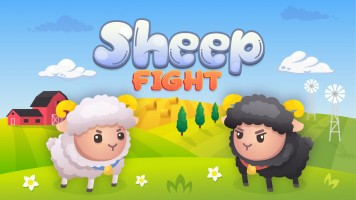 Sheep Fight io: Sheep Fight io