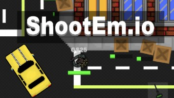 Shootem io — Play for free at Titotu.io
