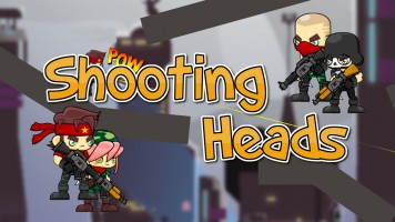 Shooting heads — Play for free at Titotu.io