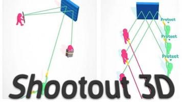 Shootout 3D | 3D Стрельба ио