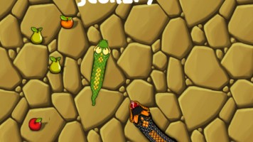 Sillysnake.io: Простая змейка