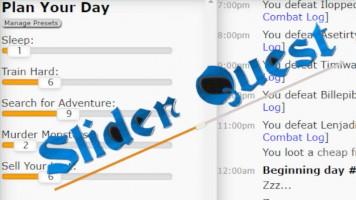 Slider Quest | Слайдер Квест