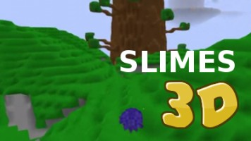Slimes 3D   — Play for free at Titotu.io