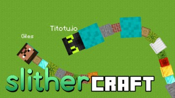 SlitherCraft io — Play for free at Titotu.io