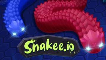 Snakee io — Play for free at Titotu.io