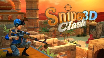 Sniper Clash 3D — Play for free at Titotu.io