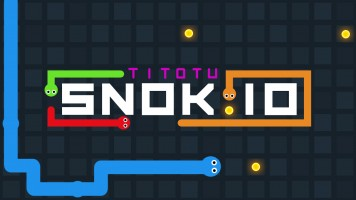 Snok io — Play for free at Titotu.io