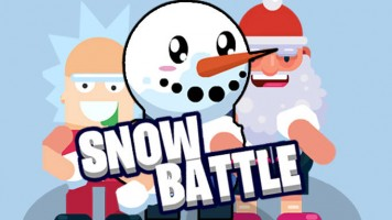 Snow Battle io — Play for free at Titotu.io