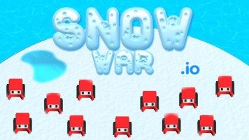 Snow War io — Play for free at Titotu.io