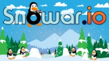 Snowar io | Snowball Game