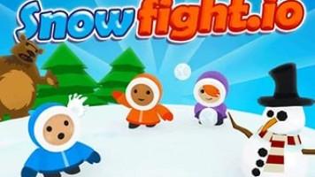 Snowfight.io: Снежки ио