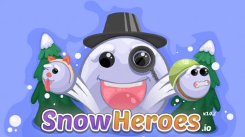 Snow Heroes io — Play for free at Titotu.io