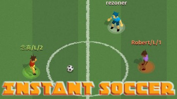 Instant Soccer io — Play for free at Titotu.io