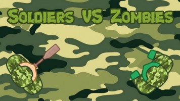 Soldiers vs Zombies 2 — Play for free at Titotu.io
