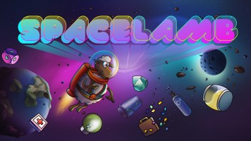 Space lamb io | Барашек ио — Играть бесплатно на Titotu.ru
