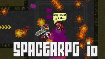 Spacearpg io: Spacearpg io