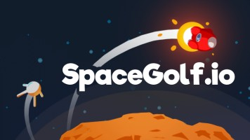 Space Golf io