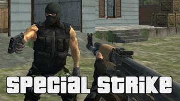Special Strike | Спешл Страйк — Играть бесплатно на Titotu.ru