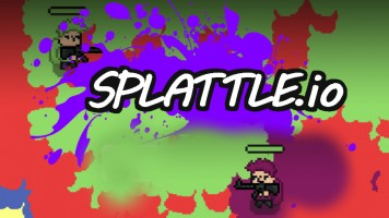 Splattle io — Play for free at Titotu.io