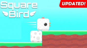 Square Bird — Play for free at Titotu.io