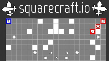 Squarecraft io — Play for free at Titotu.io