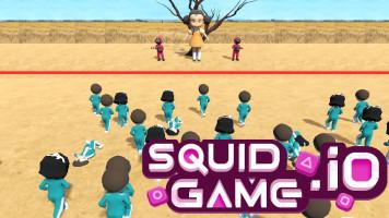 Squid Game io: Кальмар игры io