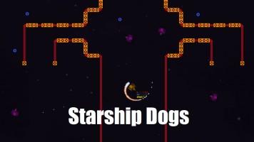 Starship Dogs | Звёздные Псы — Играть бесплатно на Titotu.ru