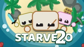 Starve io 2 — Play for free at Titotu.io