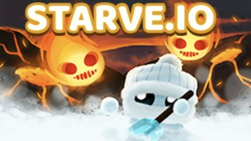 Starve.io: Hunger Games — Play for free at Titotu.io
