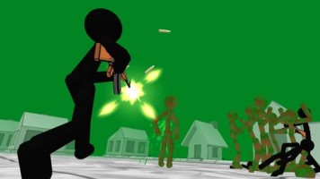 Stickman Zombie 3D — Play for free at Titotu.io