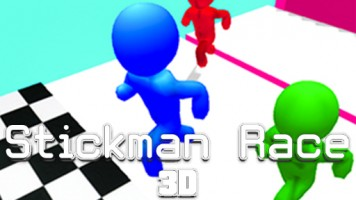 Stickman Race 3D — Play for free at Titotu.io