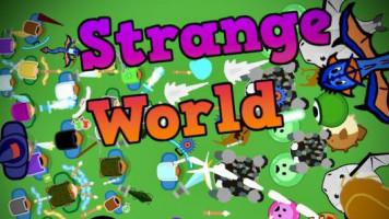 Strange World io: Странный мир io