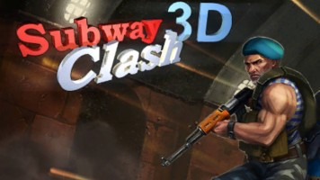 Subway Clash 3d | Шутер Метро