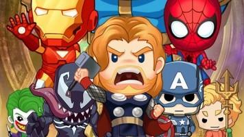 Superhero io | Супергерой ио