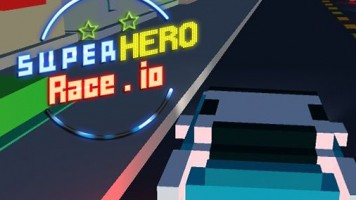 Superhero Race io — Play for free at Titotu.io